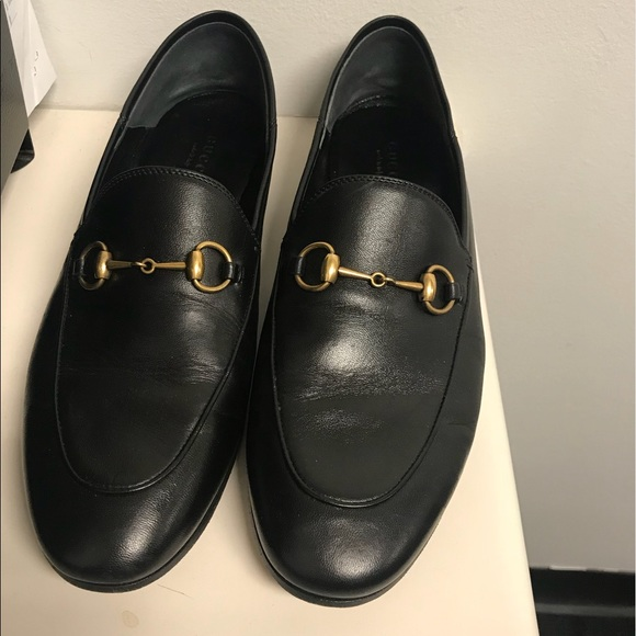 9c6120624 Gucci Shoes | Brixton Loafer Firm Price | Poshmark
